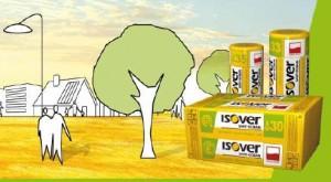 Isover - wełna mineralna